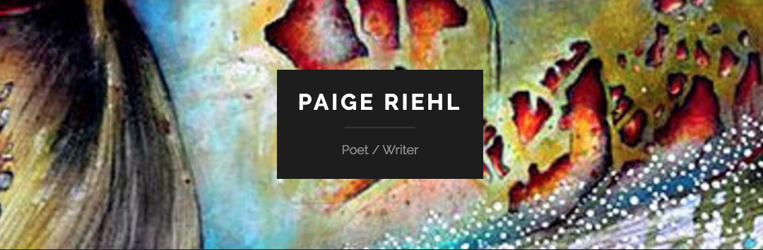 "Why Lyricality chose Paige Riehl's SUSPENSION to launch ""Read Poetry Central Minnesota"""