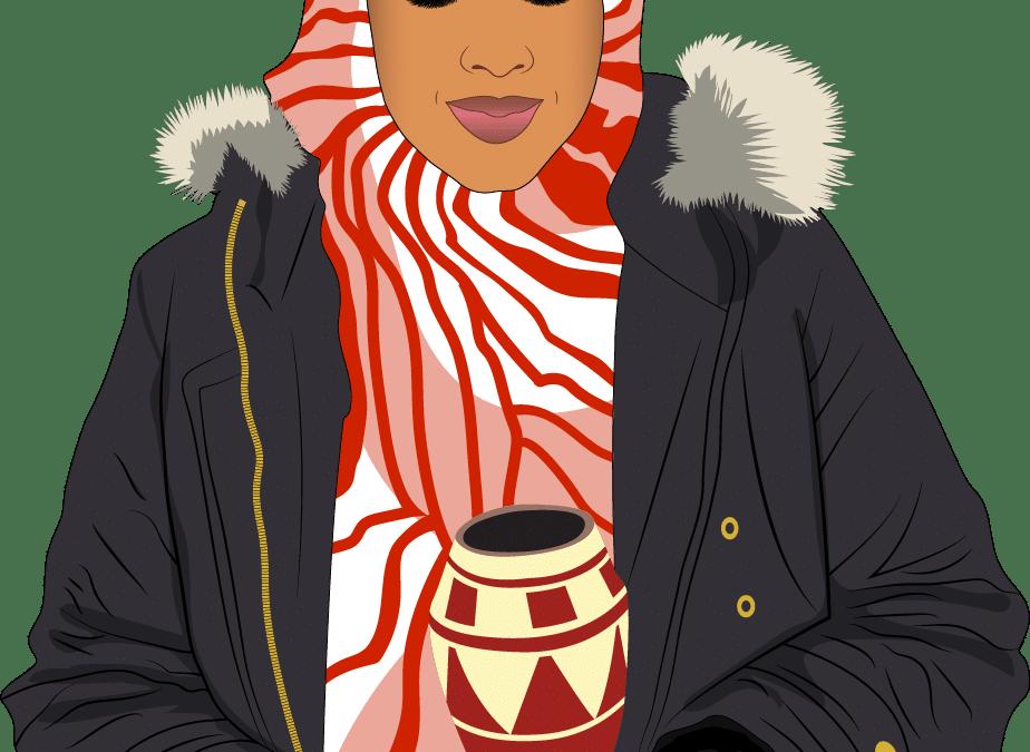 Nomad by Halima Hagi-Mohamed